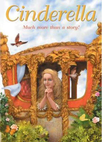 Cinderella Small Book - Inside Stories Traditional Tales (Paperback)