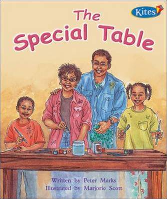 The Special Table 4-Pack (Level 22+) - Kites (Paperback)