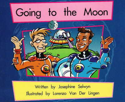 Springboard Lvl 3b: Going to the Moon (Paperback)