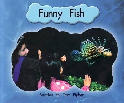Springboard Lvl 3c: Funny Fish (Paperback)