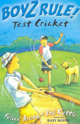 Boyz Rule 15: Test Cricket (Paperback)