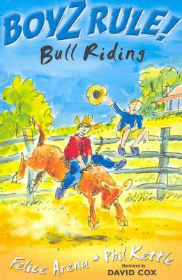 Boyz Rule 14: Bull Riding (Paperback)