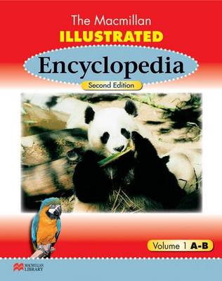 Macmillan Illustrated Encyclopedia Set Macmillan Library (Hardback)