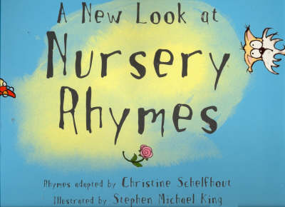 Nursery Rhyme Big Book (Paperback)