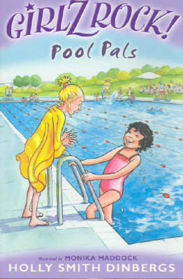 Girlz Rock 07: Pool Pals (Paperback)