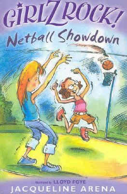 Girlz Rock 03: Netball Showdown (Paperback)