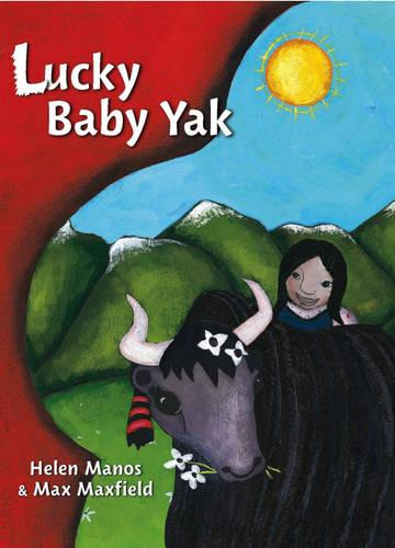 Lucky Baby Yak (Hardback)