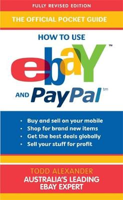 How to Use eBay and PayPal (Paperback)