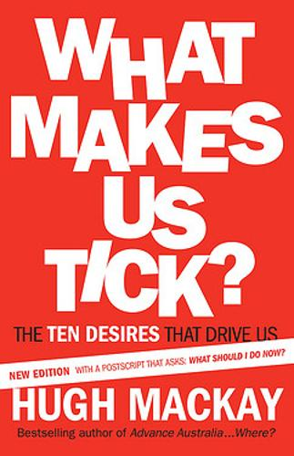 What Makes Us Tick?: The Ten Desires that Drive Us (Paperback)