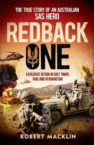 Redback One: The true story of an Australian SAS hero (Paperback)