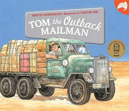 Tom the Outback Mailman - Lothian Australian Favourites (Paperback)