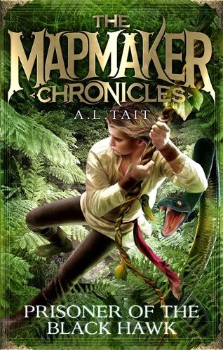 Prisoner of the Black Hawk: The Mapmaker Chronicles Book 2 - the bestselling series for fans of Emily Rodda and Rick Riordan - The Mapmaker Chronicles (Paperback)
