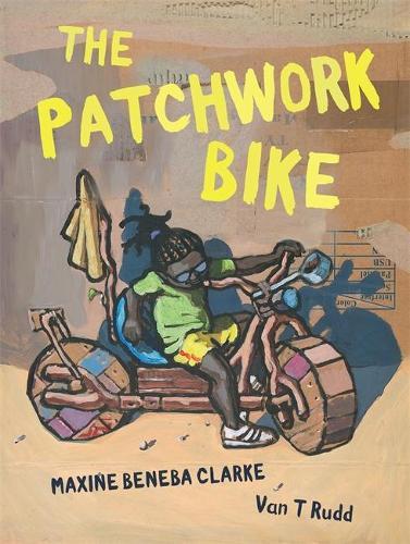 The Patchwork Bike (Hardback)