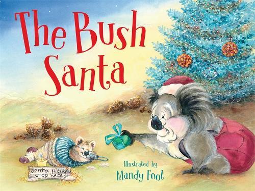 The Bush Santa (Paperback)