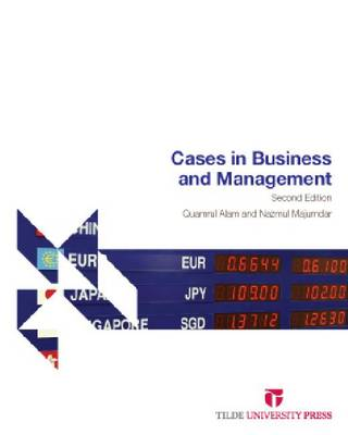 Cases in Business and Management (Paperback)