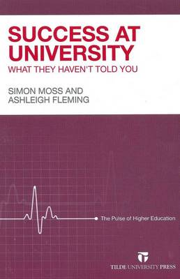 Success at University: What They Haven't Told You (Paperback)
