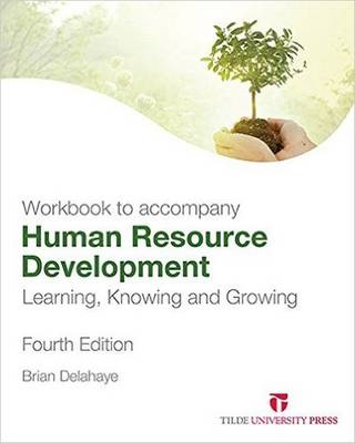 Human Resource Development: Student Activity Guide (Paperback)
