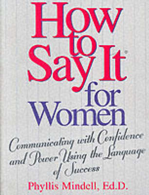 A Womens Guide to the Language of Sucess (Paperback)