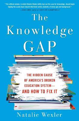The Knowledge Gap (Hardback)