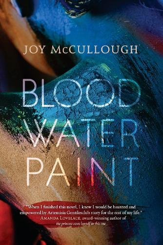 Blood Water Paint (Hardback)