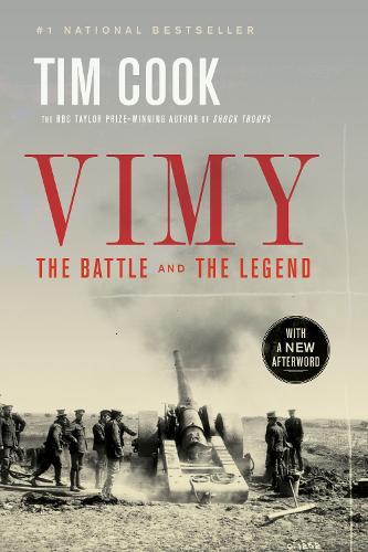 Vimy: The Battle and the Legend (Paperback)