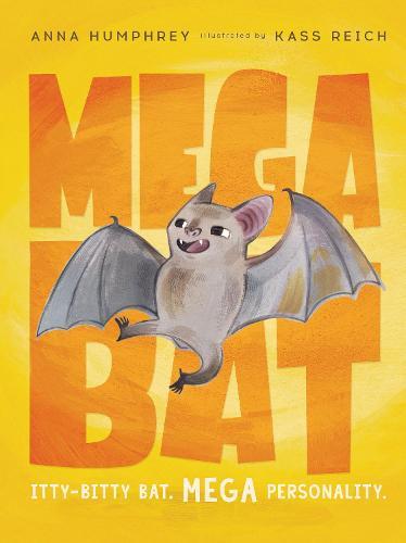Megabat (Hardback)