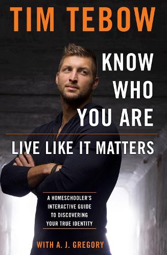 Know who you Are. Live Like it Matters: A Guided Journal for Discovering your True Identity (Paperback)