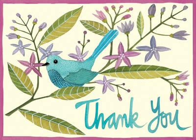 Avian Friends Parcel Thank You Notes