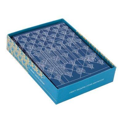 Frank Lloyd Wright Liberty Patterns Luxe Notecard Set