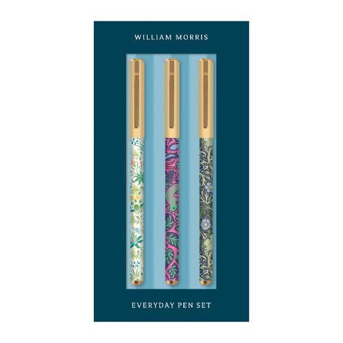 William Morris Everyday Pen Set - William Morris