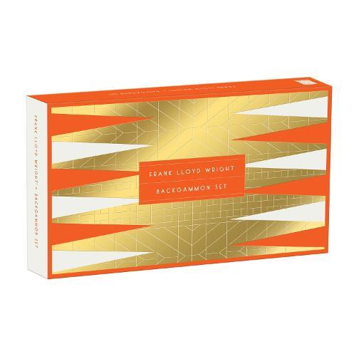 Frank Lloyd Wright Backgammon Set - Frank Lloyd Wright