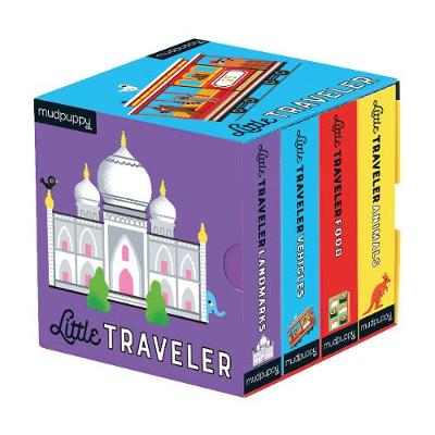 Little Traveller Board Book Set (Board book)