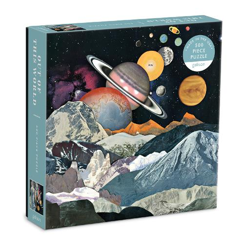 Out of this World 500 Piece Puzzle (Jigsaw)