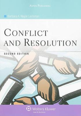 Conflict and Resolution - Aspen College (Paperback)