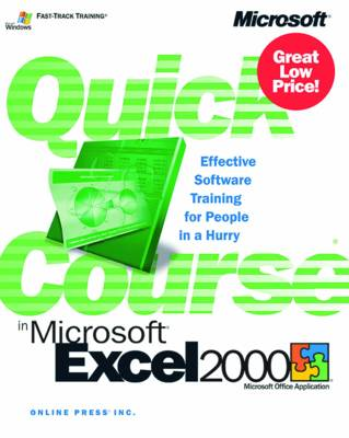 Quick Course in Microsoft Excel 2000 (Paperback)