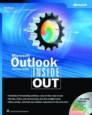 Microsoft Outlook Version 2002 Inside Out