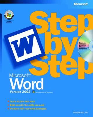Microsoft Word Version 2002 Step by Step