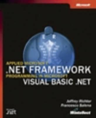 Applied Microsoft .NET Framework Programming in Microsoft Visual Basic .NET (Paperback)