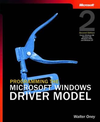 Programming the Microsoft Windows Driver Model