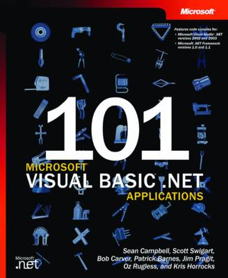 101 Microsoft Visual Basic .NET Applications (Paperback)