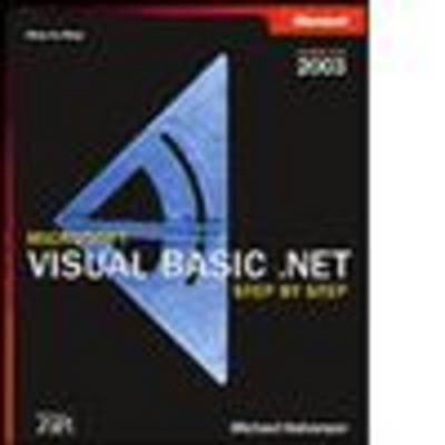 Microsoft Visual Basic.NET Step by Step Version 2003