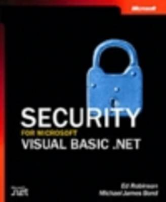Security for Microsoft Visual Basic .NET (Paperback)
