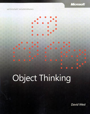 Object Thinking (Paperback)