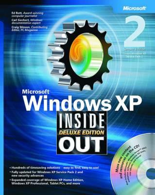 Microsoft Windows XP Inside Out (Paperback)
