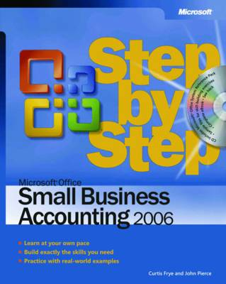 Microsoft Office Small Business Accounting 2006 Step by Step