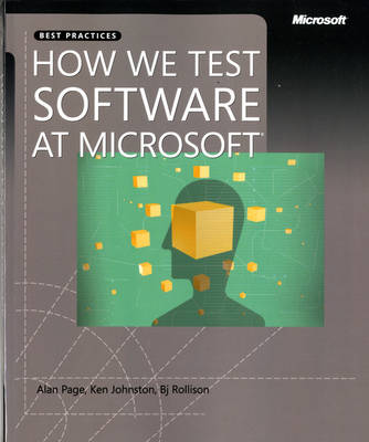 How We Test Software at Microsoft (Paperback)