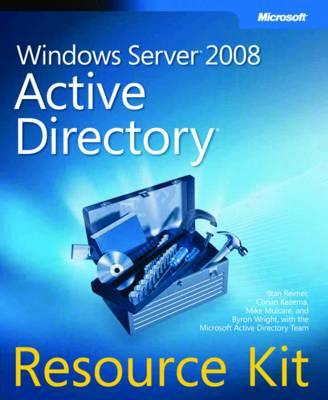 Windows Server 2008 Active Directory Resource Kit