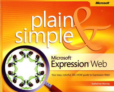 Microsoft Expression Web Plain and Simple (Paperback)