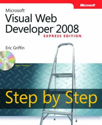 Microsoft Visual Web Developer 2008 Step by Step (Paperback)