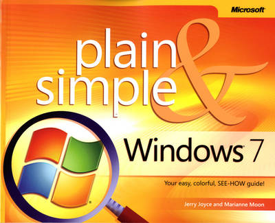 Windows 7 Plain & Simple (Paperback)